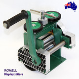 RELIABLE Jewellers Jewellery Manual Roll Machine | ROLLING Mill