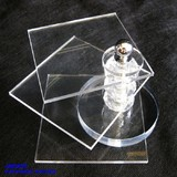 Jewellery RISER Display Stand Clear ACRYLIC | 3 Tiers