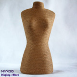 Necklace Bust Mannequin Display | 28cm | HANDMADE