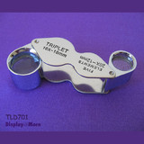 New Quality Glasses Jewelers Eye Loupe | DUAL Lenses